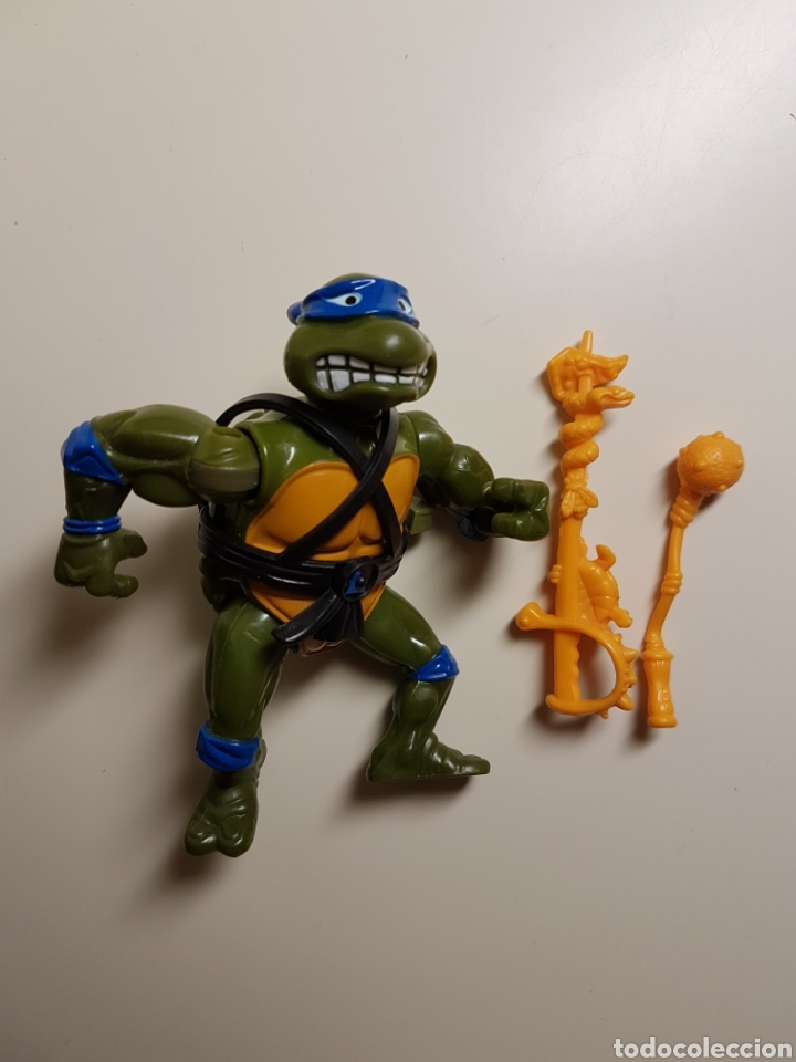 LEONARDO TMNT TORTUGAS NINJA MIRAGE STUFIOS PLAYMATES (Juguetes - Figuras de Acción - Tortugas Ninja)