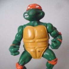 Figuras y Muñecos Tortugas Ninja: TMNT TEENAGE MUTANT NINJA TURTLES MICHELANGELO MIRAGE STUDIOS PLAYMATE TOYS 1988. Lote 132521118