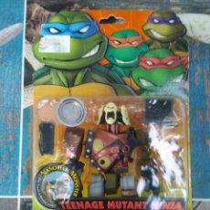 Figuras y Muñecos Tortugas Ninja: FIGURA TORTUGAS NINJA NANOTECH MONSTER A ESTRENAR!!!!. Lote 133000270