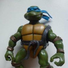 Figuras y Muñecos Tortugas Ninja: TORTUGA NINJA. MIRAGE. AÑO 2002. ARTICULADA. LEONARDO. 12 CM APRÓX.. Lote 133549754