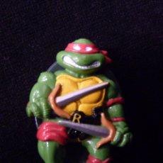 Figuras y Muñecos Tortugas Ninja: TORTUGAS NINJA. RELOJ RAPHAEL.MIRAGE STUDIOS INC. MADE IN CHINA, 1988. Lote 133996242