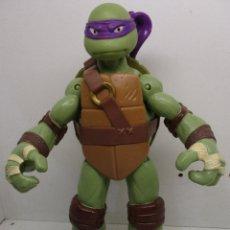 Figuras y Muñecos Tortugas Ninja: FIGURA TORTUGAS NINJA, DONATELLO,TMNT PLAYMATES VIACOM 2012, 28 CMTS.. Lote 134039638
