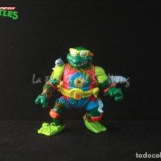 Figuras y Muñecos Tortugas Ninja: TMNT TEENAGE MUTANT NINJA TURTLES TORTUGAS NINJA - MIKE THE SEWER SURFER 1990. Lote 135453734
