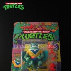 Figuras y Muñecos Tortugas Ninja: TMNT TEENAGE MUTANT NINJA TURTLES TORTUGAS NINJA - RAY FILLET NUEVO 1990. Lote 135587334
