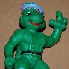 Figuras y Muñecos Tortugas Ninja: BOOTLEG TORTUGA NINJA NINJA TURTLE 13 CMS. Lote 135623210