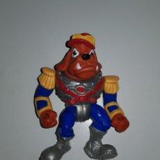 Figuras y Muñecos Tortugas Ninja: BUCKY O'HARE - ASTROCAN COMMANDER DOGSTAR (TORTUGAS NINJA TURTLES PLAYMATES HASBRO). Lote 180876651