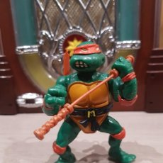 Figuras y Muñecos Tortugas Ninja: FIGURA ARTICULADA TORTUGAS NINJA TMNT 1988 MIRAGE STUDIOS PLAYMATES TOYS MICHELANGELO. Lote 136345626