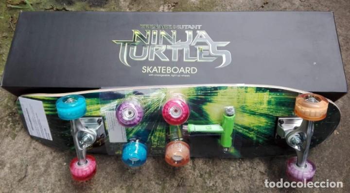 Figuras y Muñecos Tortugas Ninja: Lote TMNT artículos pelicula - Foto 2 - 136518478