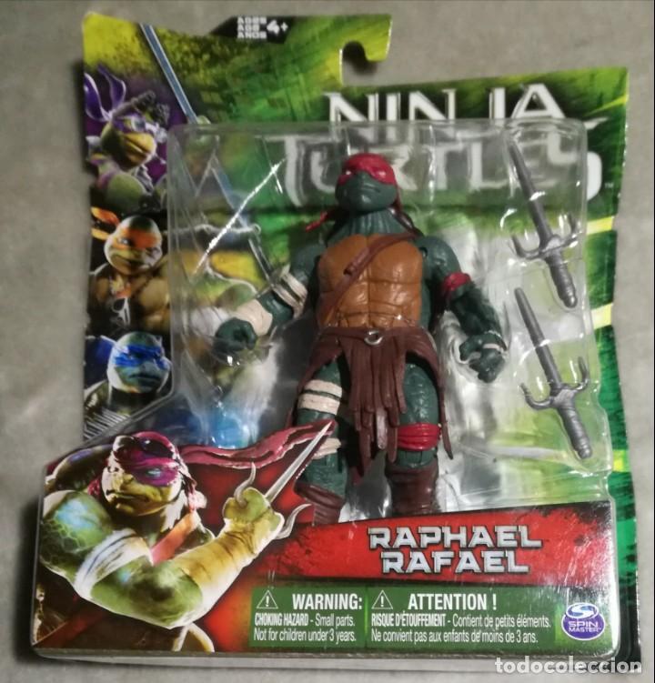 Figuras y Muñecos Tortugas Ninja: Lote TMNT artículos pelicula - Foto 4 - 136518478