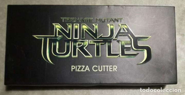 Figuras y Muñecos Tortugas Ninja: Lote TMNT artículos pelicula - Foto 6 - 136518478