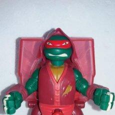 Figuras y Muñecos Tortugas Ninja: RAFAEL RAPHAEL TORTUGAS NINJA PLAYMATES VIACOM. Lote 137304654