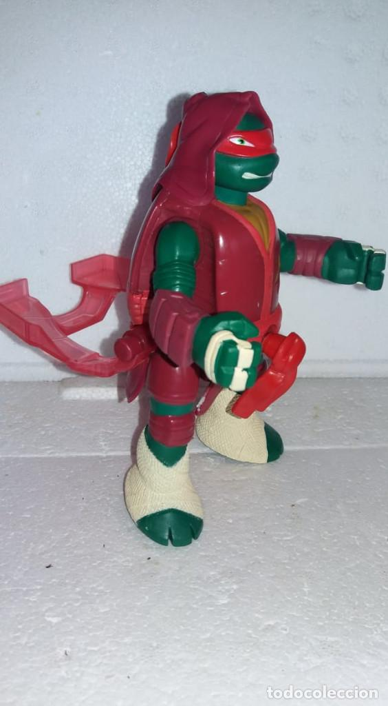 Figuras y Muñecos Tortugas Ninja: RAFAEL RAPHAEL TORTUGAS NINJA PLAYMATES VIACOM - Foto 2 - 137304654
