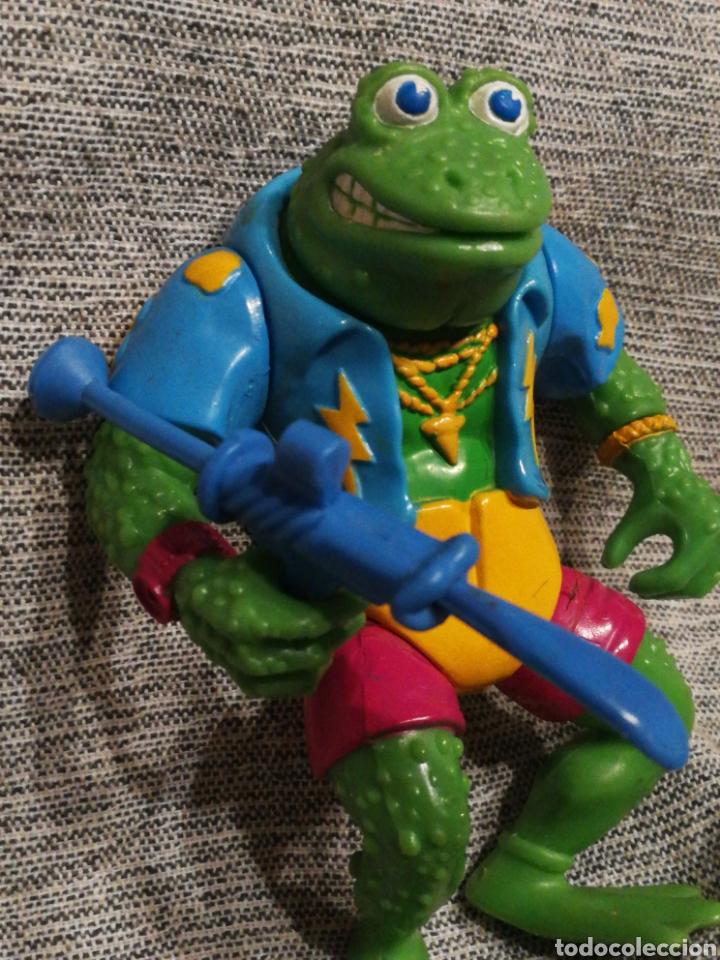 Figura Articulada Punk Frog Tortugas Ninja M Kaufen Figuren Von