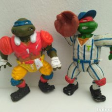 Figuras y Muñecos Tortugas Ninja: TORTUGAS NINJA DEPORTE TMNT NINJA TURTLES. Lote 137910194