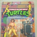 Figuras y Muñecos Tortugas Ninja: FIGURA APRIL O'NEIL - TORTUGAS NINJA TMNT - TEENAGE MUTANT NINJA TURTLES - PLAYMATES. Lote 142722781