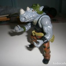 Figuras y Muñecos Tortugas Ninja: MUÑECO FIGURA RINOCERONTE ROCKSTEADY TORTUGAS NINJA ROCOSO TURTLES. Lote 151995861