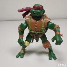 Figuras y Muñecos Tortugas Ninja: 1118- FIGURA ARTICULADA TORTUGA NINJA MICHELANGELO 11 CMS PLAYMATE 2008 Nº 52. Lote 178932206