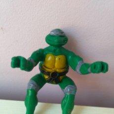 Figuras y Muñecos Tortugas Ninja: FIGURA GOMA PVC BOOTLEG TORTUGAS NINJA. Lote 139757830