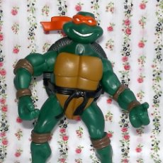 Figuras y Muñecos Tortugas Ninja: TORTUGA NINJA MICHELANGELO-MIRAGE STUDIOS-2004. Lote 140055866