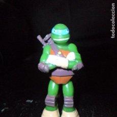 Figuras y Muñecos Tortugas Ninja: LEONARDO - TORTUGAS NINJAS - TNMT - 2013 VIACOM - FIGURA PVC TORTUGA NINJA-- . Lote 140353994