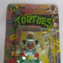 Figuras y Muñecos Tortugas Ninja: TORTUGAS NINJA RAPH, THE SPACE CADET, EN BLISTER. CC. Lote 140832458