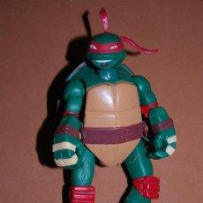 Figuras y Muñecos Tortugas Ninja: TORTUGA NINJA RAPHAEL 2014 VIACOM. Lote 141843262