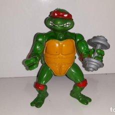 Figuras y Muñecos Tortugas Ninja: LAS TORTUGAS NINJA : FIGURA DE ACCION RAPHAEL MIRAGE STUDIOS PLAYMATES TOYS AÑO 1988. Lote 143596590