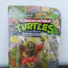 Figuras y Muñecos Tortugas Ninja: TORTUGAS NINJA MUCKMAN BANDAI PLAYMATES AÑOS 80. Lote 143740478