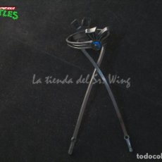Figuras y Muñecos Tortugas Ninja: TMNT TEENAGE MUTANT NINJA TURTLES TORTUGAS NINJA - SWORD SLICIN LEO 1990 BELT. Lote 143756674