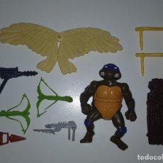 Figuras y Muñecos Tortugas Ninja: TORTUGAS NINJA - LOTE DESPIECE ACCESORIOS (BANDAI PLAYMATES) TEENAGE MUTANT NINJA TURTLES. Lote 144635222