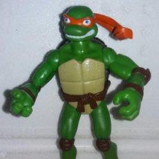 Figuras y Muñecos Tortugas Ninja: TORTUGAS NINJA MICHELANGELO MIRAGE STUDIOS. Lote 145490406