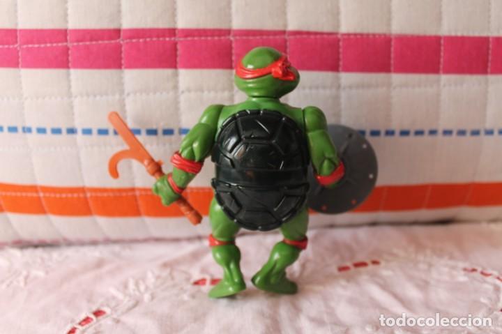 Figuras y Muñecos Tortugas Ninja: TORTUGA NINJA RAFAEL-AÑOS 80-90 - Foto 2 - 254462760