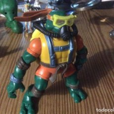 Figuras y Muñecos Tortugas Ninja: TORTUGA NINJA BUCEADORA . Lote 147097894