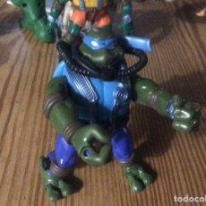 Figuras y Muñecos Tortugas Ninja: TORTUGA NINJA BUCEADORA . Lote 147098738
