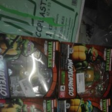 Figuras y Muñecos Tortugas Ninja: TORTUGAS NINJA BANDAI SHFIGUARTS. Lote 147203346