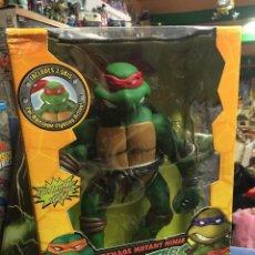 Figuras y Muñecos Tortugas Ninja: RAPHAEL GIANT TORTUGAS NINJA NUEVO EN CAJA TMNT. Lote 148797866