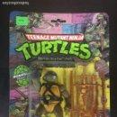 Figuras y Muñecos Tortugas Ninja: TORTUGAS NINJA DONATELLO PRIMERA EDICIÓN NUEVO!!! 1988 PLAYMATES TMNT. Lote 149454998