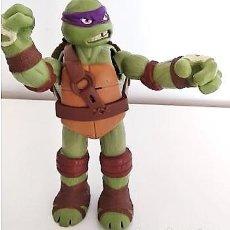 Figuras y Muñecos Tortugas Ninja: TORTUGA NINJA ARTICULADA (TIENE PILAS PERO GASTADAS) DE 10,5 CM. Lote 149886094