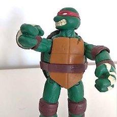Figuras y Muñecos Tortugas Ninja: TORTUGA NINJA ARTICULADA 10 CM ALTURA. Lote 149887646
