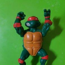 Figuras y Muñecos Tortugas Ninja: TORTUGA NINJA EN BUEN ESTADO COMPLETAMENTE ORIGINAL AÑO 1988 LAS PRIMERAS QUE SALIERON. Lote 150178806
