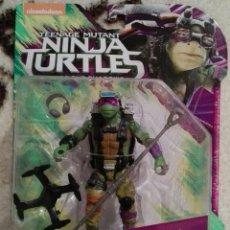 Figuras y Muñecos Tortugas Ninja: TORTUGA NINJA DONATELLO ARTICULADA VUELO. SIN ABRIR,. Lote 150486878