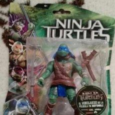 Figuras y Muñecos Tortugas Ninja: TORTUGA NINJA LEONARDO ARTICULADA. . Lote 150487074