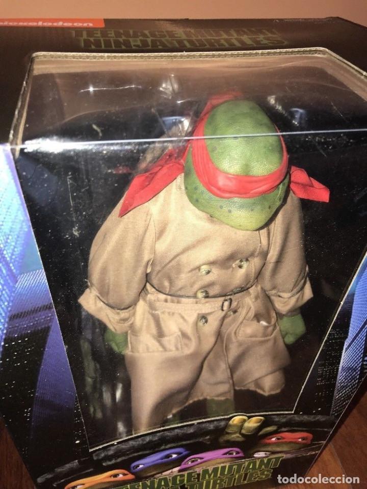 Figuras y Muñecos Tortugas Ninja: Raphael Disfraz Teenage Mutant Ninja Turtles 1/4 escala 18 Figura Neca 2018 ORIGINAL - Foto 2 - 150500042