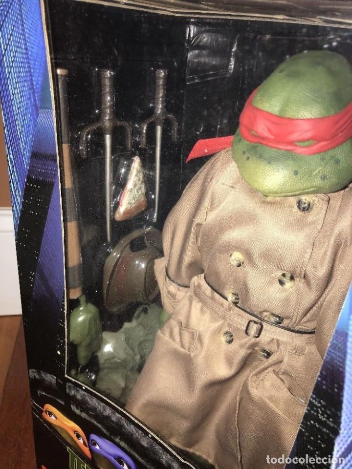 Figuras y Muñecos Tortugas Ninja: Raphael Disfraz Teenage Mutant Ninja Turtles 1/4 escala 18 Figura Neca 2018 ORIGINAL - Foto 9 - 150500042