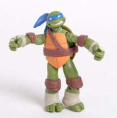 Figuras y Muñecos Tortugas Ninja: TORTUGA NINJA LEONARDO. VIACOM. 2012. 12 CM. Lote 151420394