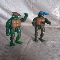 Figuras y Muñecos Tortugas Ninja: TORTUGAS NINJA WALKY TALKYS, PLAYMATES TOYS, MIRAGE STUDIOS, A REVISAR. Lote 151829470