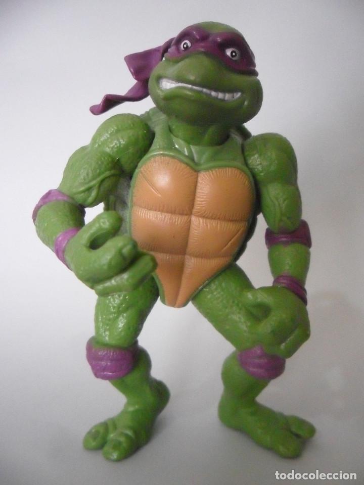 TMNT TORTUGAS NINJA MOVIE STAR DON FIGURA BOOTLEG (Juguetes - Figuras de Acción - Tortugas Ninja)