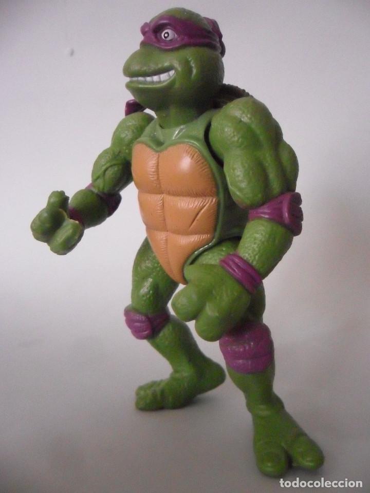 Figuras y Muñecos Tortugas Ninja: TMNT TORTUGAS NINJA MOVIE STAR DON FIGURA BOOTLEG - Foto 2 - 151831238