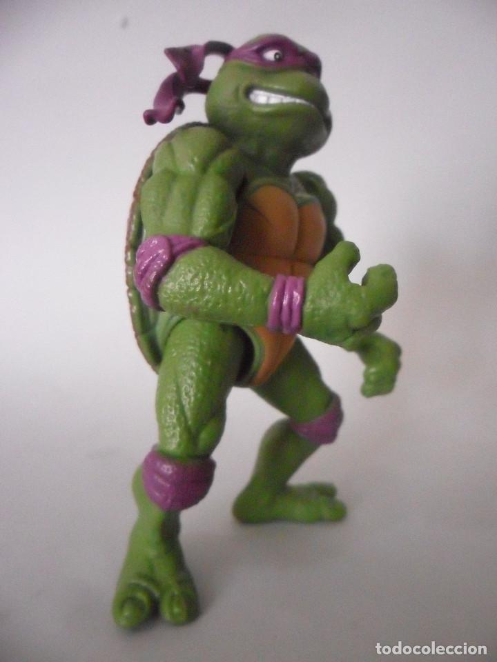 Figuras y Muñecos Tortugas Ninja: TMNT TORTUGAS NINJA MOVIE STAR DON FIGURA BOOTLEG - Foto 3 - 151831238
