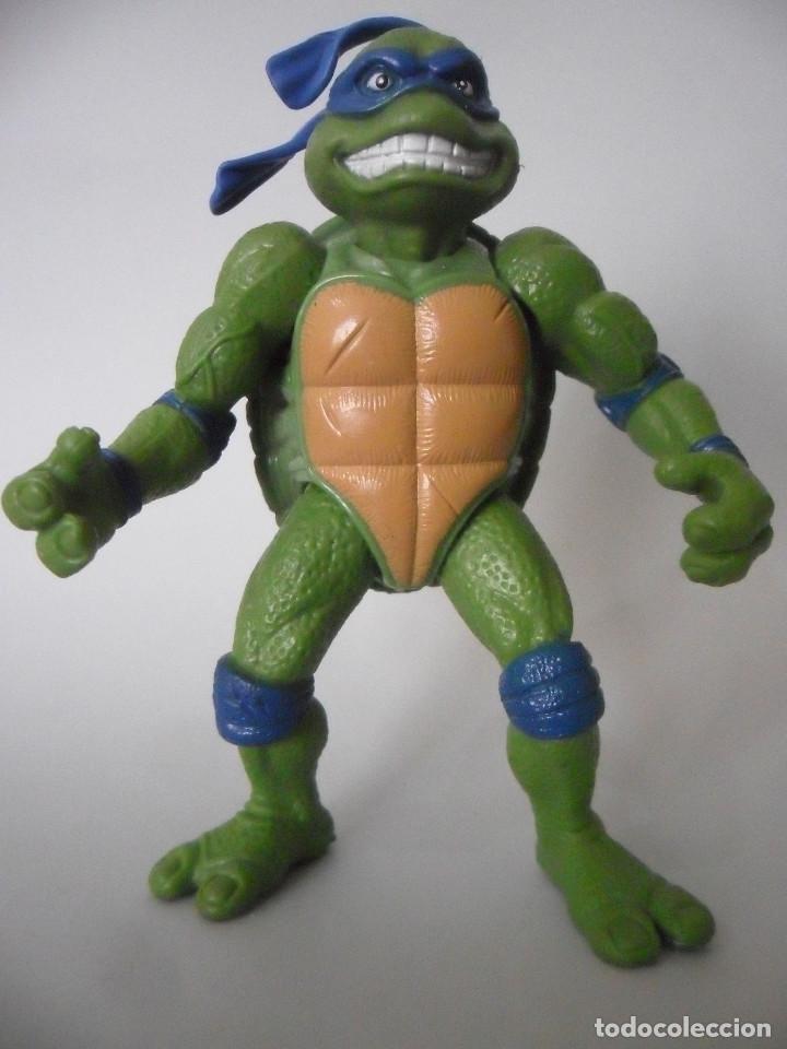 TMNT TORTUGAS NINJA MOVIE STAR LEO FIGURA BOOTLEG (Juguetes - Figuras de Acción - Tortugas Ninja)